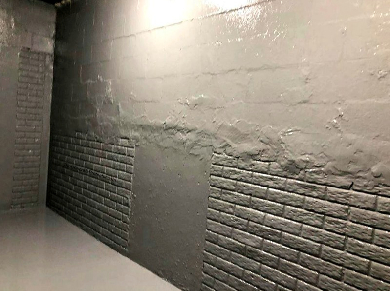 basement waterproofing job results in more secure home