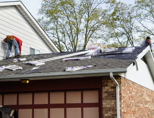 What happens if your roof needs work?