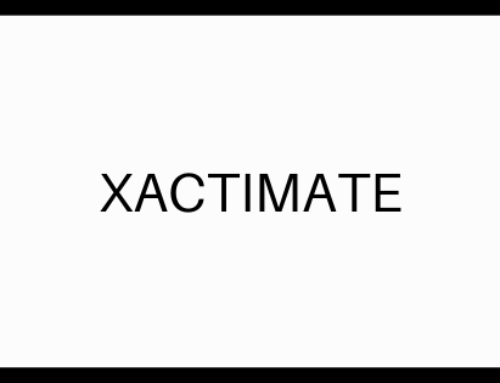 What is Xactimate in conjunction with Insurance Repair?