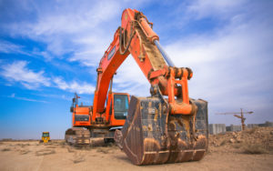 demolition experts know how to use heavy machinery