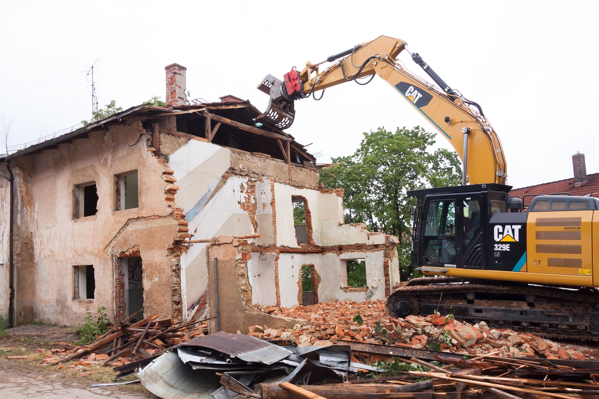 Let demolition experts help with your project