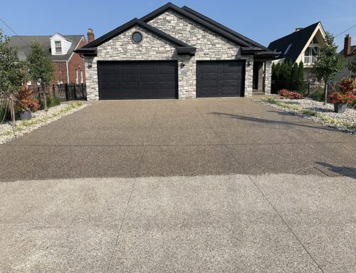 4 Simple & Fantastic Driveway Maintenance Examples