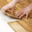 Flooring contractor Installing Laminate Flooring
