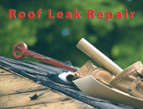 Roof Leak Repair & Prevention: Beware These 6 Common Causes!