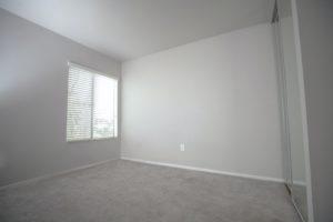 empty room with carpet floor