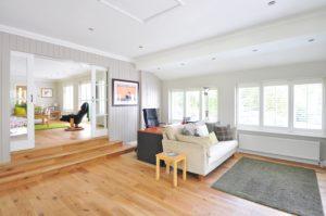 hardwood floors in well-lit room