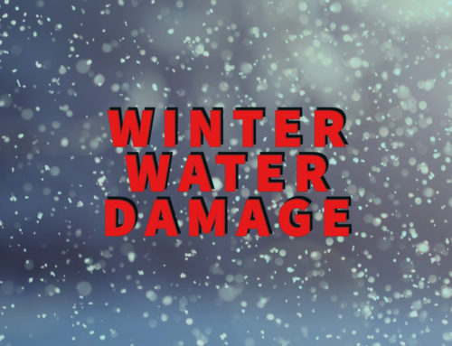 Winter Water Damage: Watch Out For These 2 Sneaky Causes!