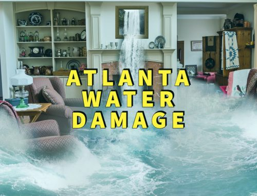 Atlanta Water Damage: Effective Restoration's 5 Vital Steps