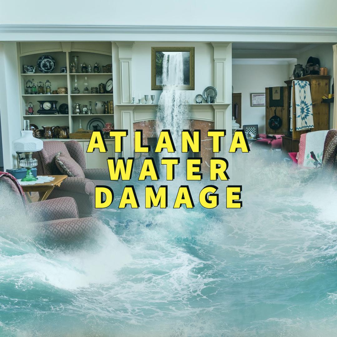 Atlanta Water Damage