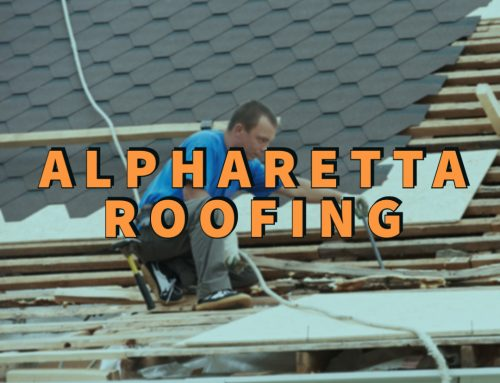5 Elite Services Our Alpharetta Roofing Experts Provide