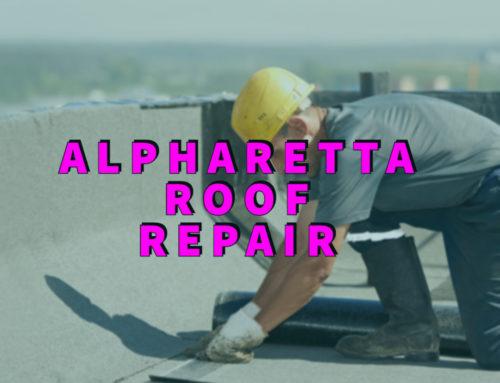 Alpharetta Roof Repair: 4 Important Questions Yield Clarity