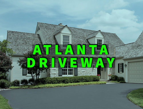 2 Atlanta Driveway Services: Our Elite Team Works Quickly!