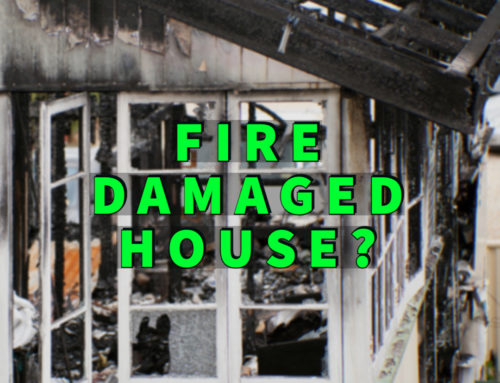 Fire Damaged House? The 1 Hidden Problem Nobody Talks About!